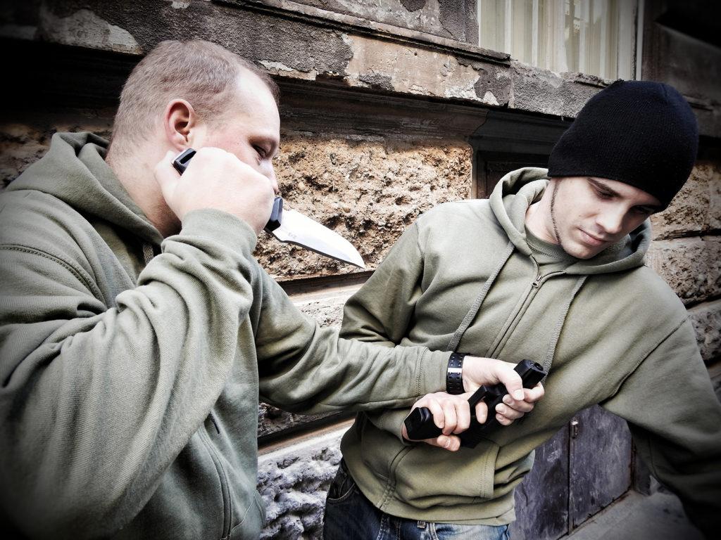Lőfegyver - Lőfegyver elleni védekezés