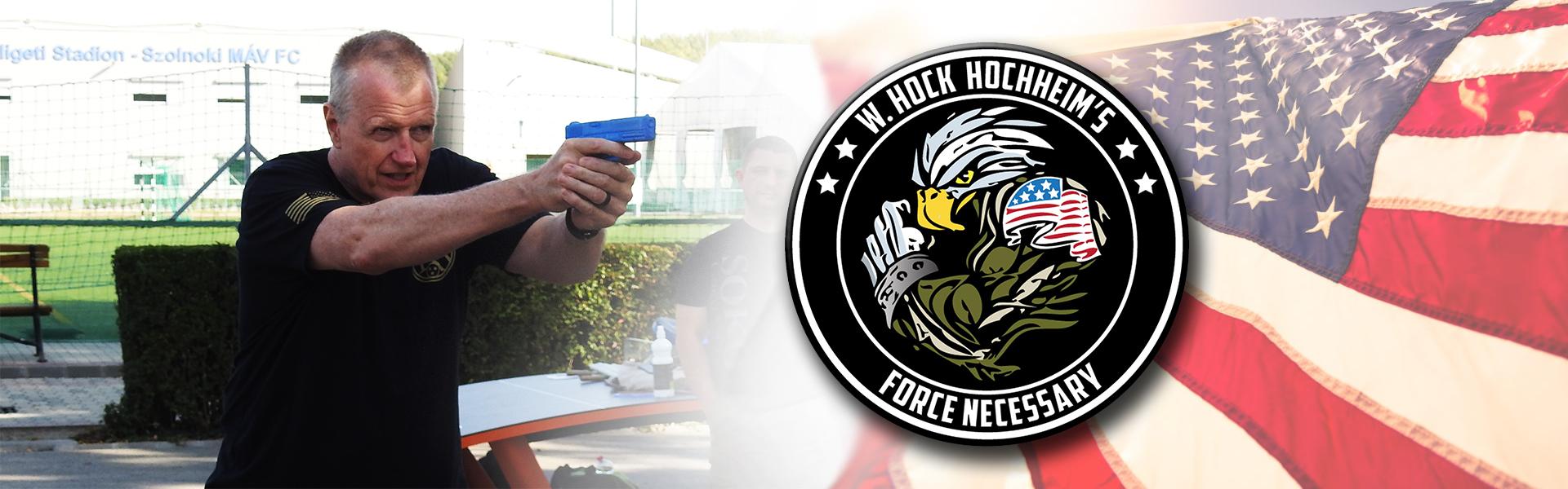 """Walter """"Hock"""" Hochheim szemináriuma 2019. október 4-6-án Szolnokon"""